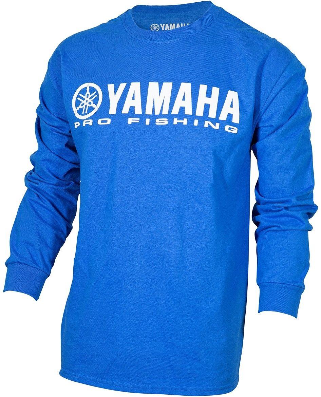 【US YAMAHA】Yamaha   Pro Fishing 長袖 T恤 - 「Webike-摩托百貨」