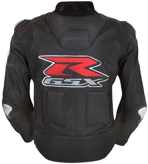 【US SUZUKI】Gsx-R 皮革 外套 - 「Webike-摩托百貨」