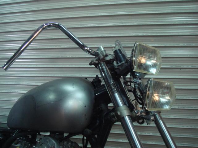 【2%er】鏡面方形雙頭燈套件 - 「Webike-摩托百貨」