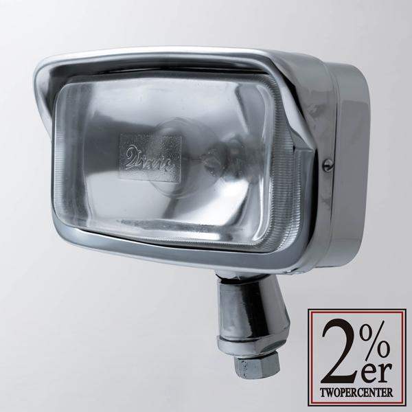 【2%er】Dixie 方形頭燈 - 「Webike-摩托百貨」