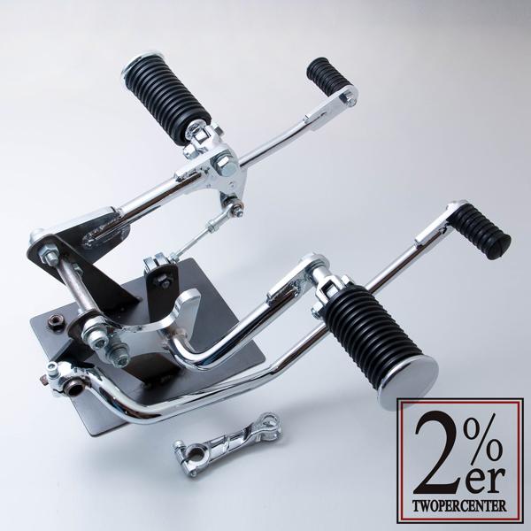 【2%er】增高型腳踏套件 - 「Webike-摩托百貨」