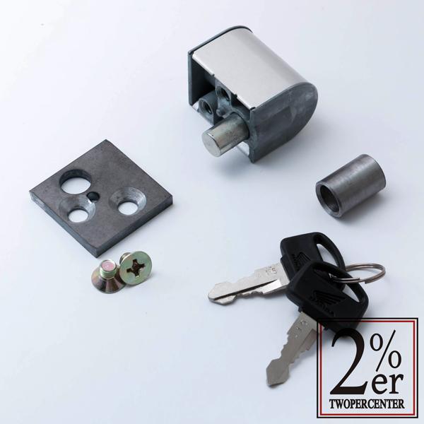 【2%er】焊接用龍頭鎖套件 - 「Webike-摩托百貨」