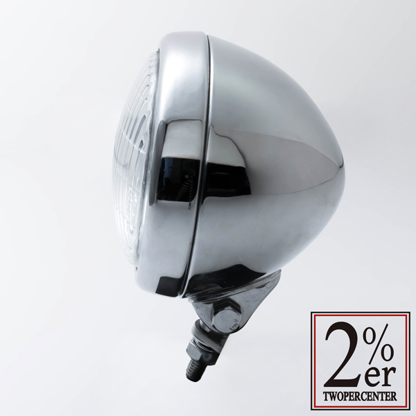 【2%er】4.5吋 圓型頭燈 - 「Webike-摩托百貨」