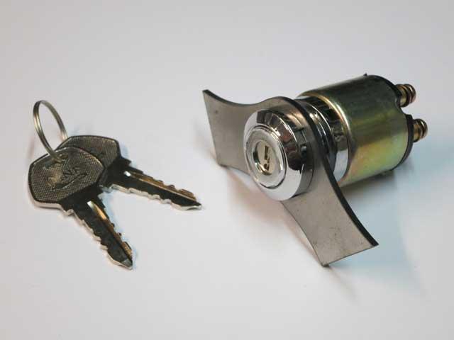 【2%er】專用點火開關焊接用套件 - 「Webike-摩托百貨」
