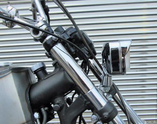 【2%er】底部安裝頭燈支架 II - 「Webike-摩托百貨」