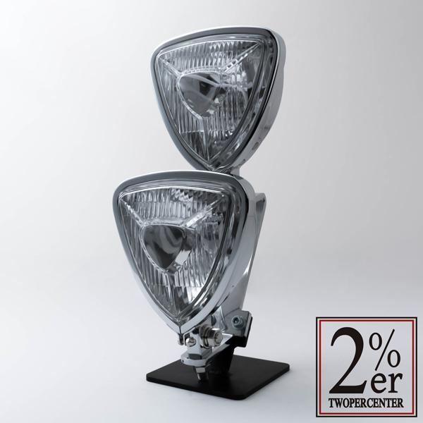 【2%er】三角形雙頭燈套件 - 「Webike-摩托百貨」