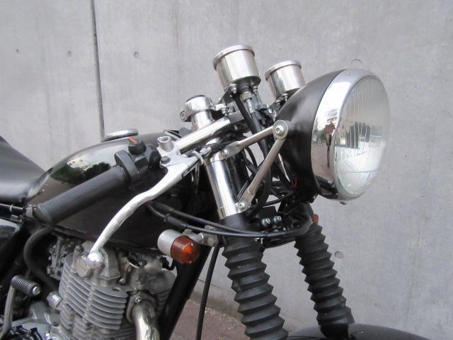【2%er】TYPE 1 前叉頭燈支架 - 「Webike-摩托百貨」