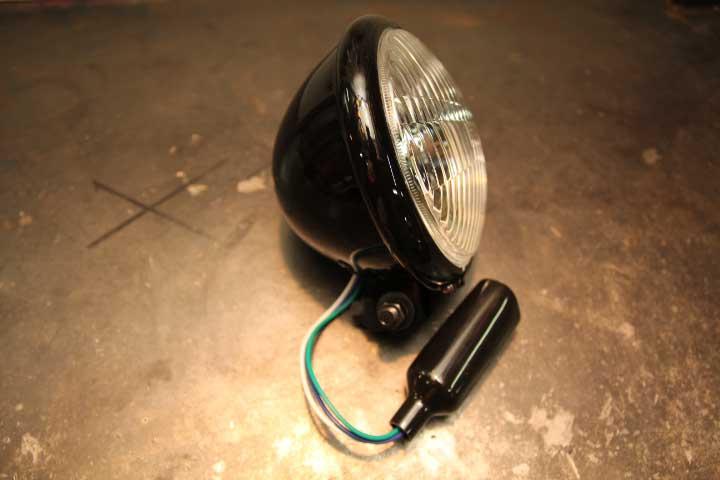 【2%er】5.75吋 BATES 頭燈 - 「Webike-摩托百貨」