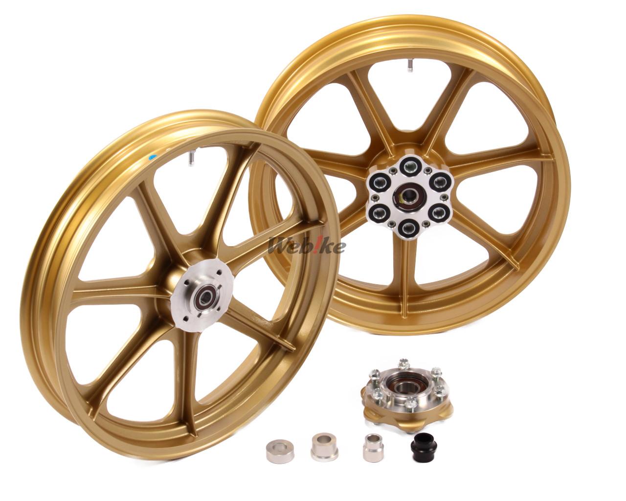 MORRISMAG Wheel [Special Price Item]