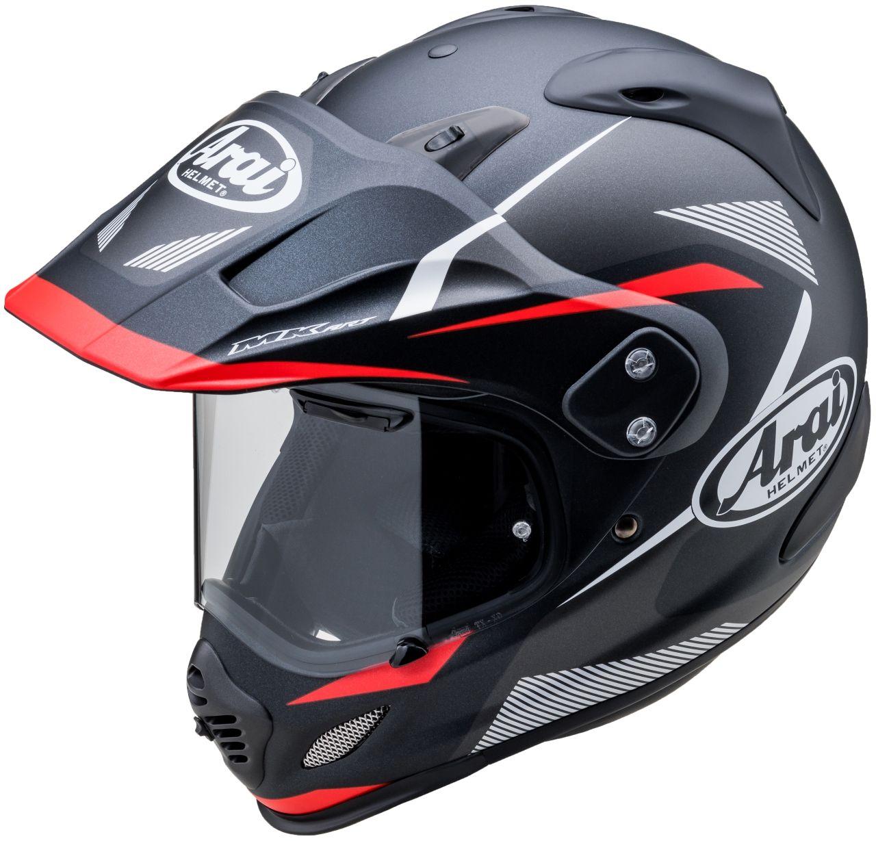 TOUR-CROSS 3 (XD4) BREAK [Black/Red] Helmet
