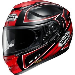 SHOEI ショウエイGT-Air EXPANSE [ジーティーエアー エクスパンス TC-1 RED/BLACK] ヘルメット