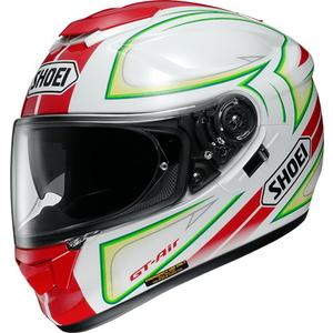 SHOEI ショウエイGT-Air EXPANSE [ジーティーエアー エクスパンス TC-10 RED/GREEN] ヘルメット