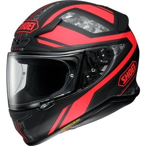 SHOEI ショウエイZ-7 PARAMETER [ゼット-セブン パラメーター TC-1 RED/BLACK マットカラー] ヘルメット