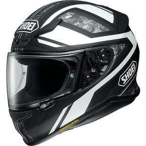 SHOEI ショウエイZ-7 PARAMETER [ゼット-セブン パラメーター TC-5 WHITE/BLACK マットカラー] ヘルメット