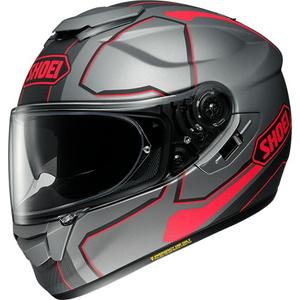 SHOEI ショウエイGT-Air PENDULUM [ジーティーエアー ペンデュラム TC-10 GREY/RED マットカラー] ヘルメット