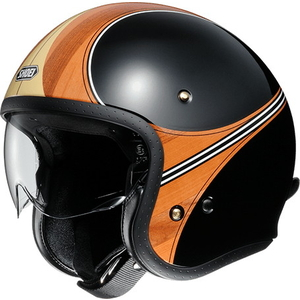 SHOEI ショウエイJ・O WAIMEA [ジェイ・オー ワイメア TC-10 BROWN/BLACK] ヘルメット