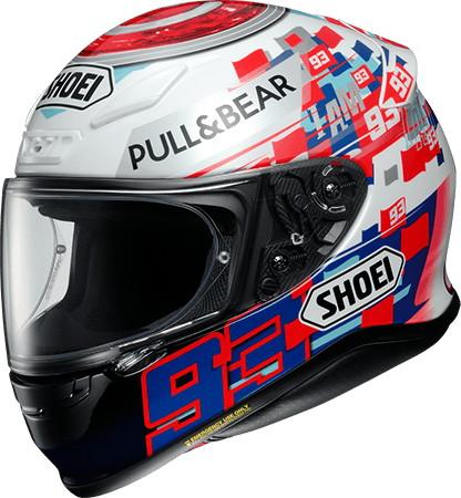 Z-7 (RF-1200) MARQUEZ POWER UP! [RED/WHITE] Helmet