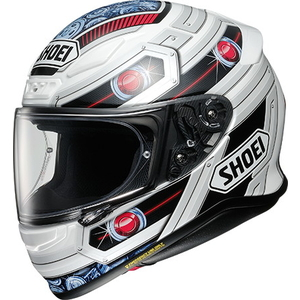 SHOEI ショウエイZ-7 TROOPER [ゼット-セブン トルーパー TC-10 RED/WHITE] ヘルメット