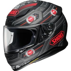 SHOEI ショウエイZ-7 TROOPER [ゼット-セブン トルーパー TC-1 RED/BLACK] ヘルメット