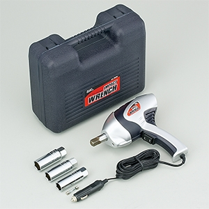 Electric Impact Wrench with LED Light