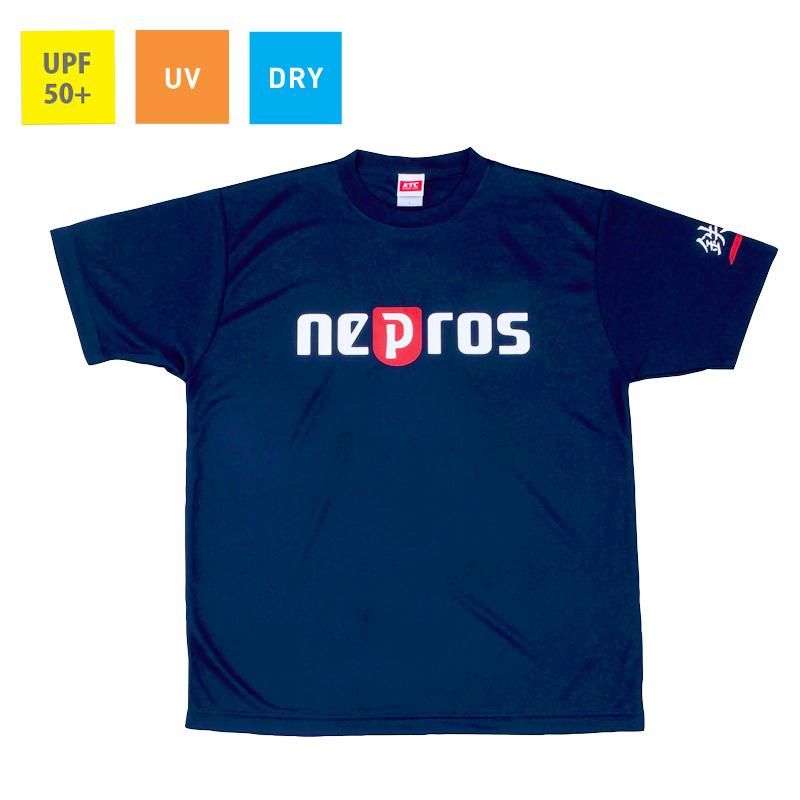 Iron Navy Nepros Logo DRY T-shirt