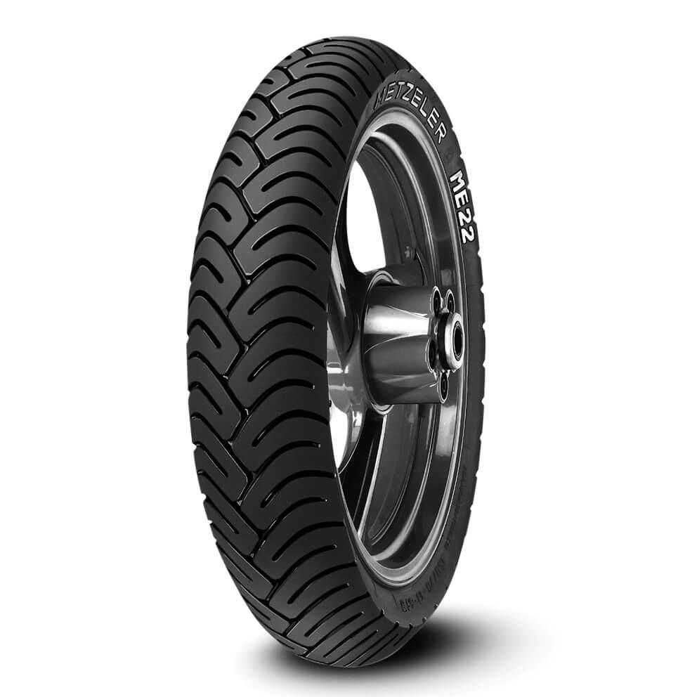 METZELER メッツラーME 22【2.50-17 M/C 43P REINF】タイヤ 【特価商品】