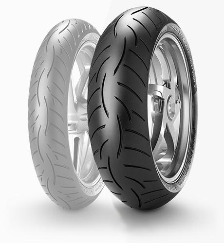 METZELER メッツラーROADTEC Z8M INTERACT【170/60 ZR 17 M/C(72W)TL(M)】ロードテック インタラクト タイヤ