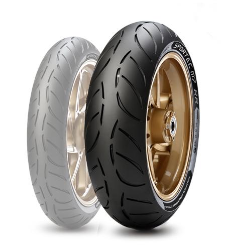 METZELER メッツラーSPORTEC M7RR【190/50ZR17M/CTL(73W)】スポルテック タイヤ