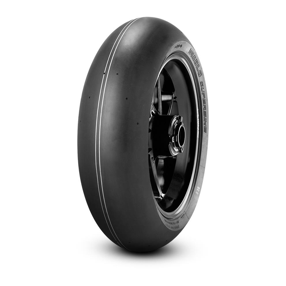 PIRELLI ピレリDIABLO SUPERBIKE【120/70 R17 NHS TL SC1】ディアブロ スーパーバイク タイヤ