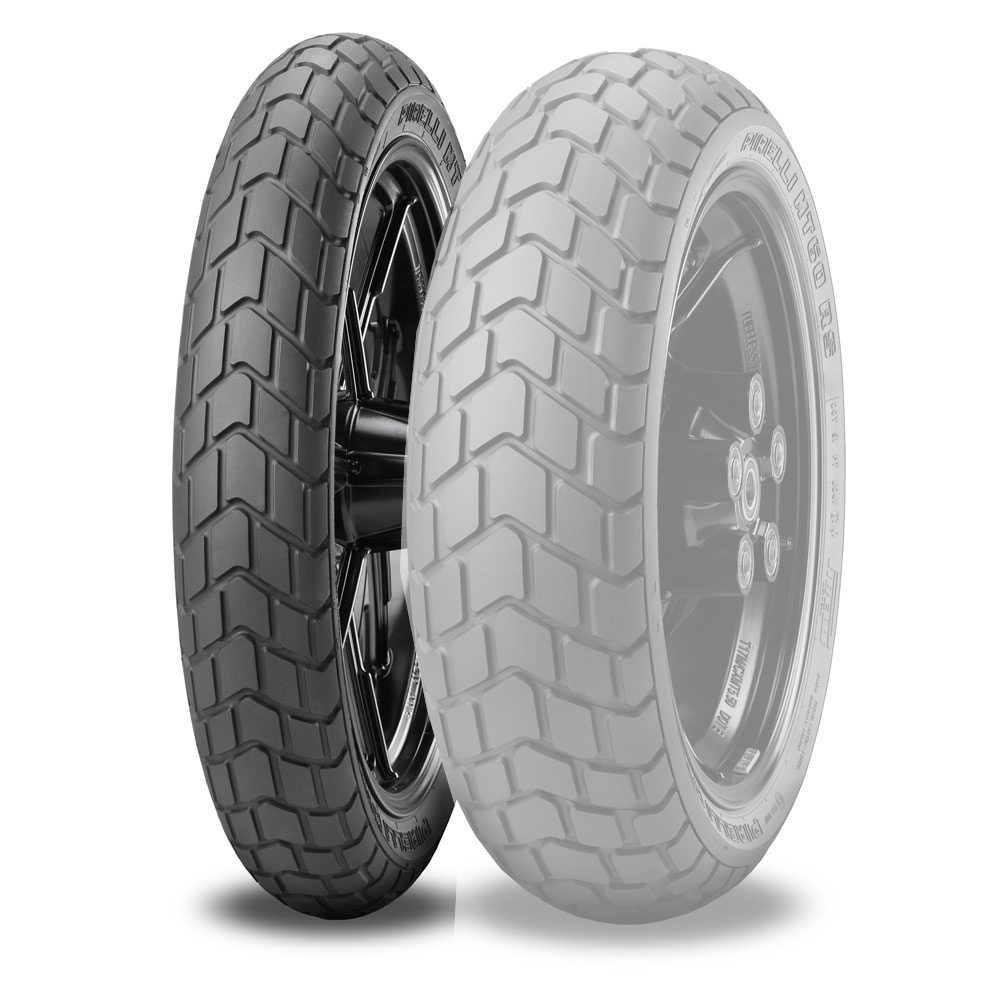 PIRELLI ピレリMT60 RS【120/70 ZR17 M/C (58W) TL】 タイヤ