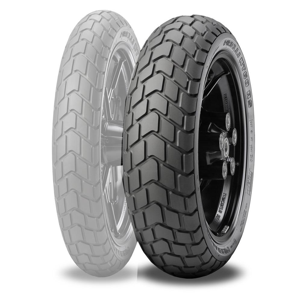 PIRELLI ピレリMT60 RS【110/80 R18 M/C 58H TL】 タイヤ