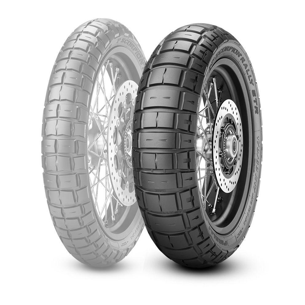 SCORPION RALLY STR【170/60 R17 M/C 72VM+S TL】スコーピオン タイヤ