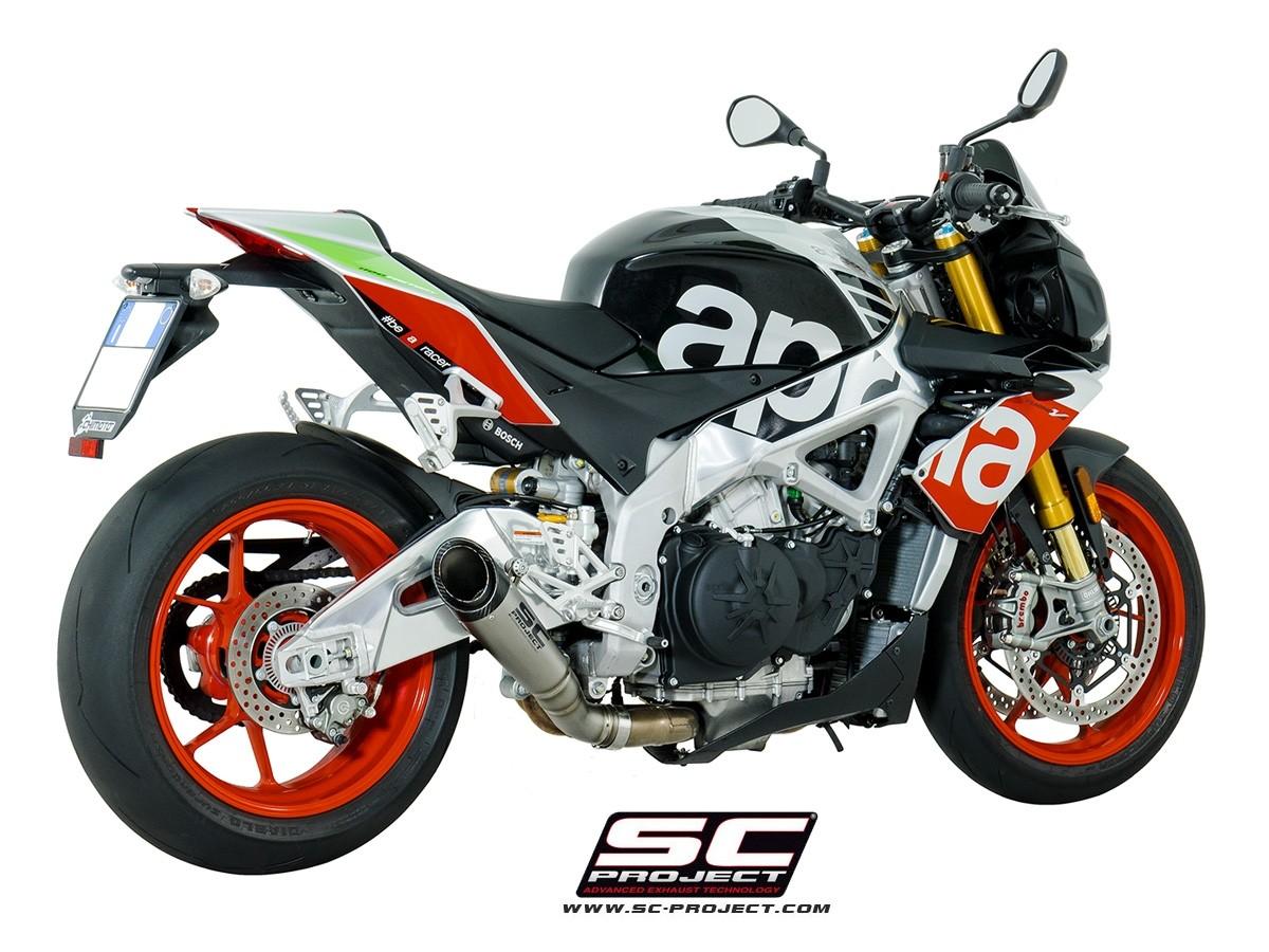 【SC-PROJECT】S1 排氣管尾段/短筒身 - 「Webike-摩托百貨」