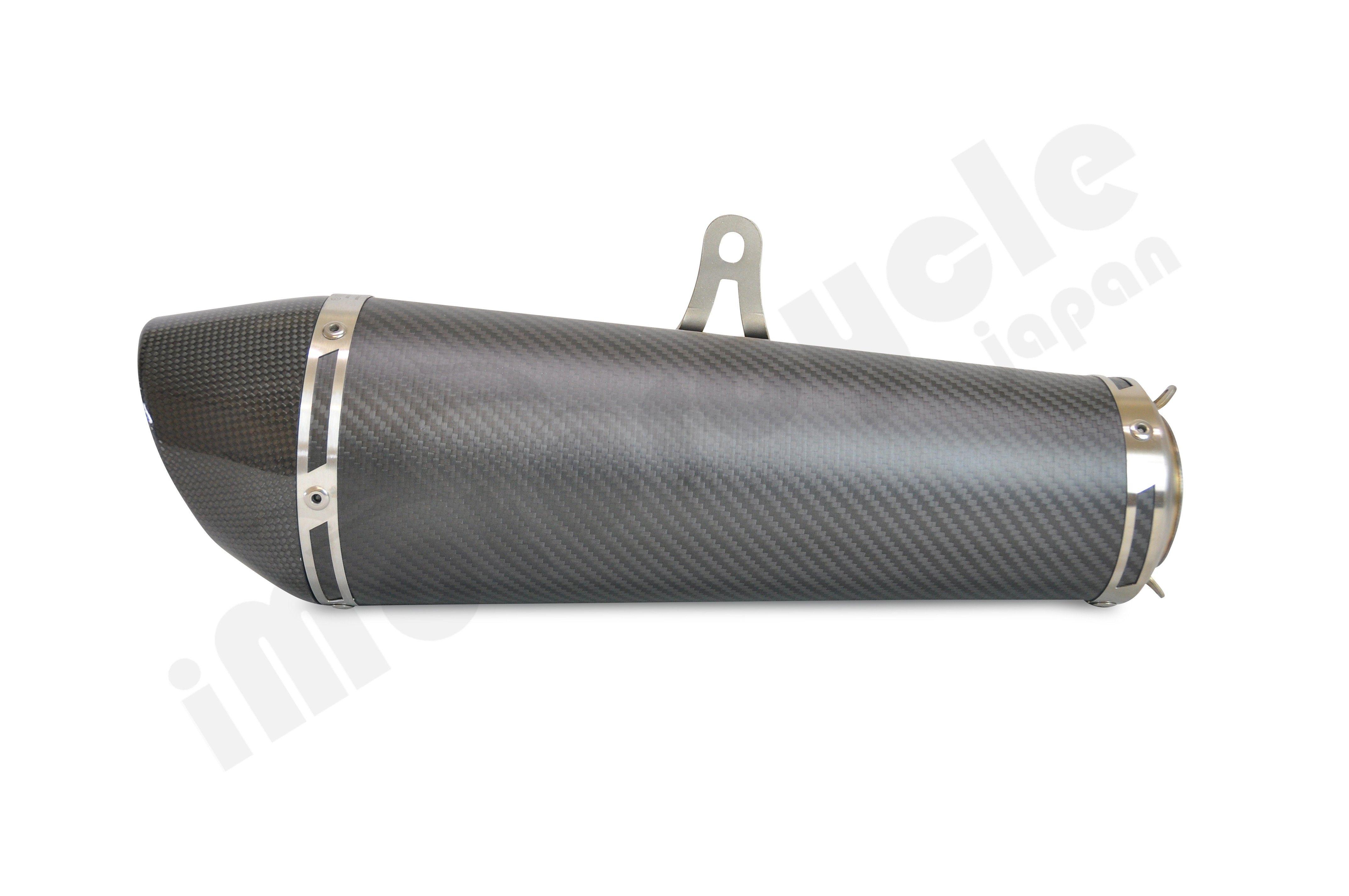 【SC-PROJECT】消光  碳纖維 圓錐形 排氣管尾段 - 「Webike-摩托百貨」