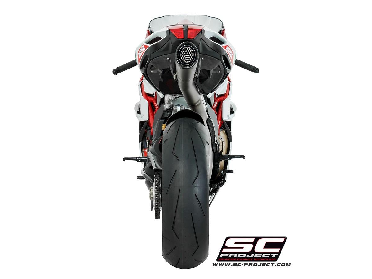 【SC-PROJECT】S1 排氣管尾段&全鈦合金連接管 - 「Webike-摩托百貨」