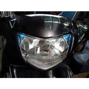 油漢 ユカン UK-Speedポジション付ヘッドライトユニット