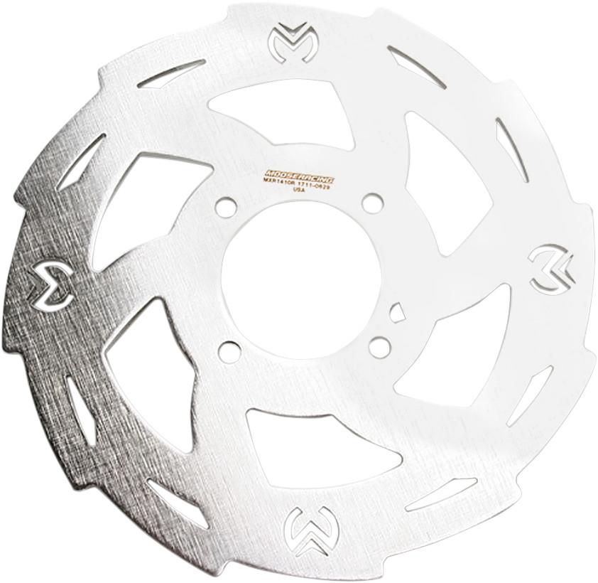 【MOOSE RACING】MXR BLADE 後煞車碟盤 [1711-0705] - 「Webike-摩托百貨」