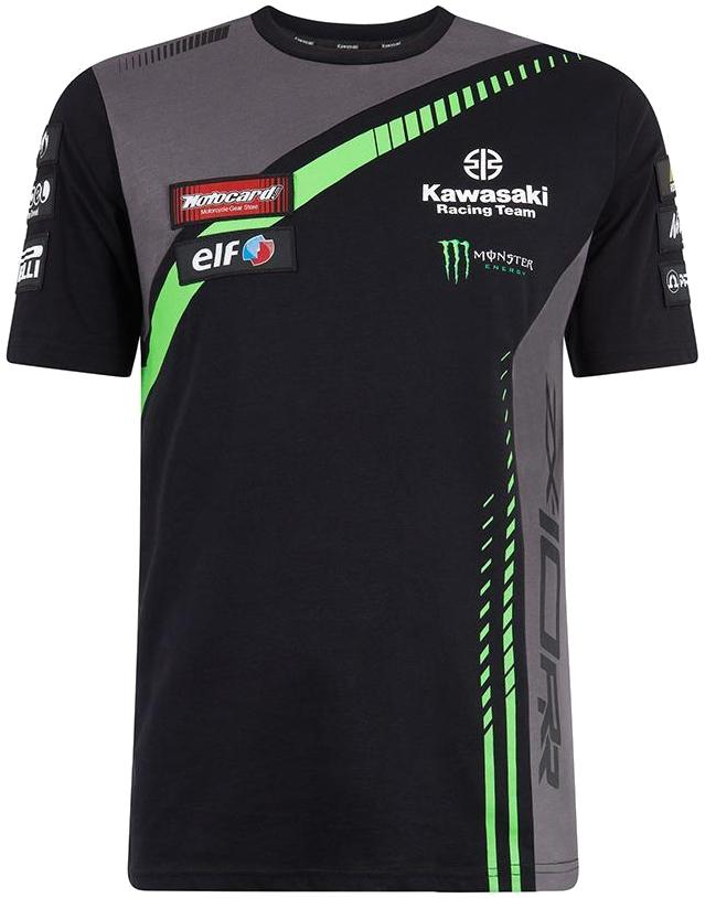 KAWASAKI Racing Team World Super bike T-shirt