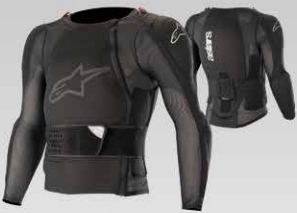 SEQUENCE LONG SLEEVE JACKET PROTECTOR