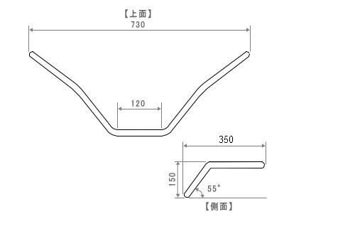 【ai-net】通用型 Up Type 把手 - 「Webike-摩托百貨」
