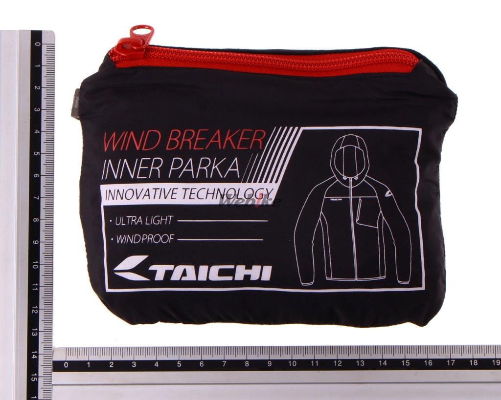 【RS TAICHI】RSU287 防風內層連帽外套 - 「Webike-摩托百貨」