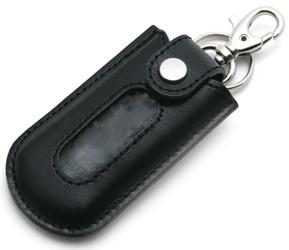 Leather Smart Key Holder