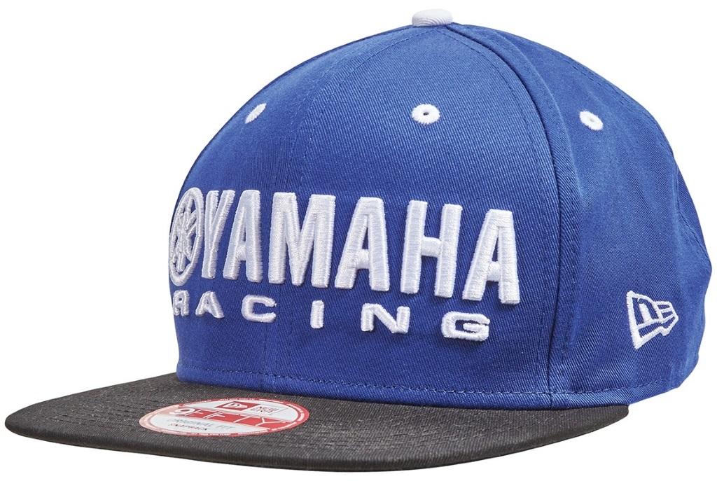 Yamaha Racing New Era(R) Flatbill Manufacturer  US YAMAHA Genuine  Accessories 8b6efa6d77d