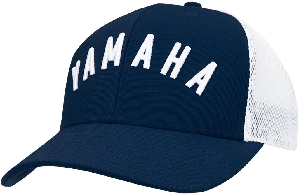7d947cf06792d Heritage Navy Apex Hat    US YAMAHA Genuine Accessories    Caps ...