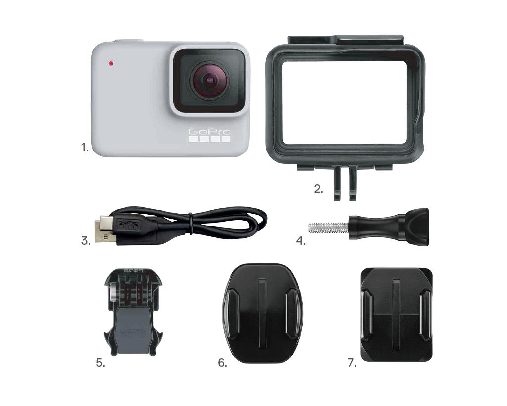 [GoPro OEM Products] HERO 7 White