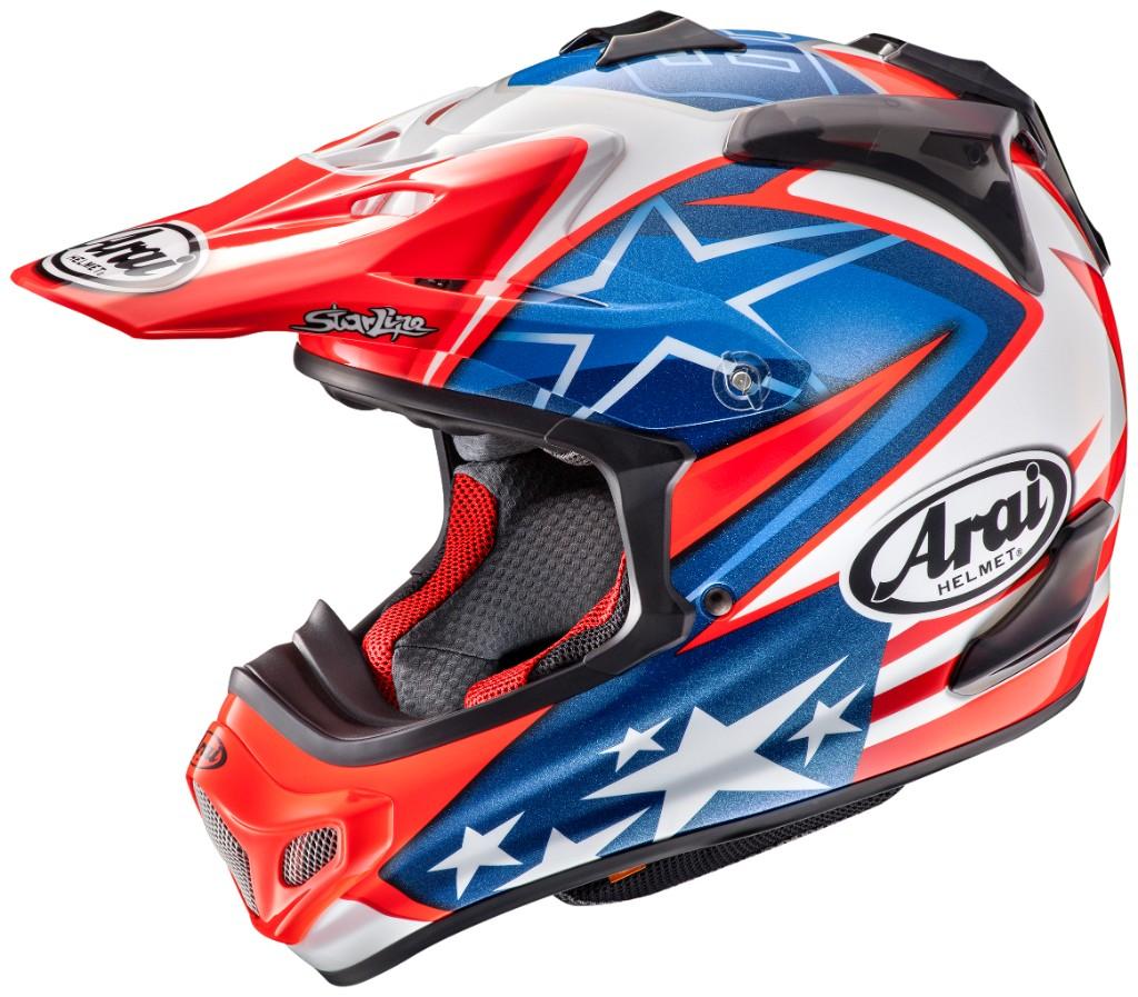 V-CROSS4 HAYDEN SB Helmet