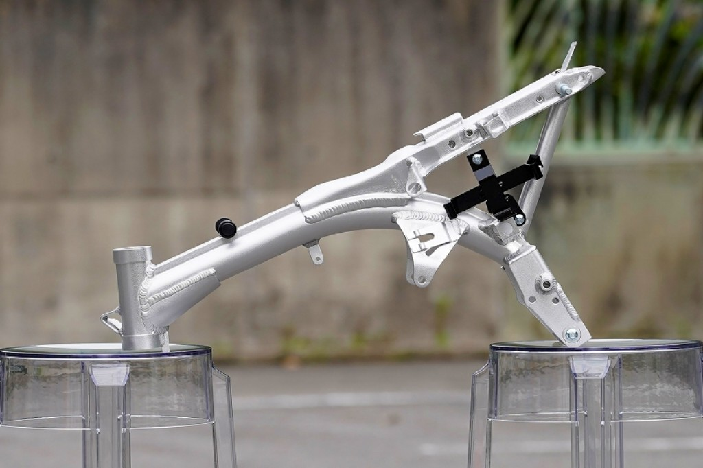 MONKEY STD Type Aluminum Frame 3cm Long