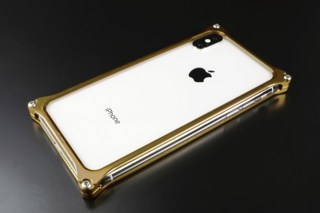 Solid Bumper For Iphone X/XS