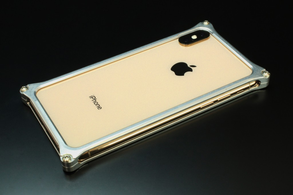Solid Bumper For Iphone XS MAX