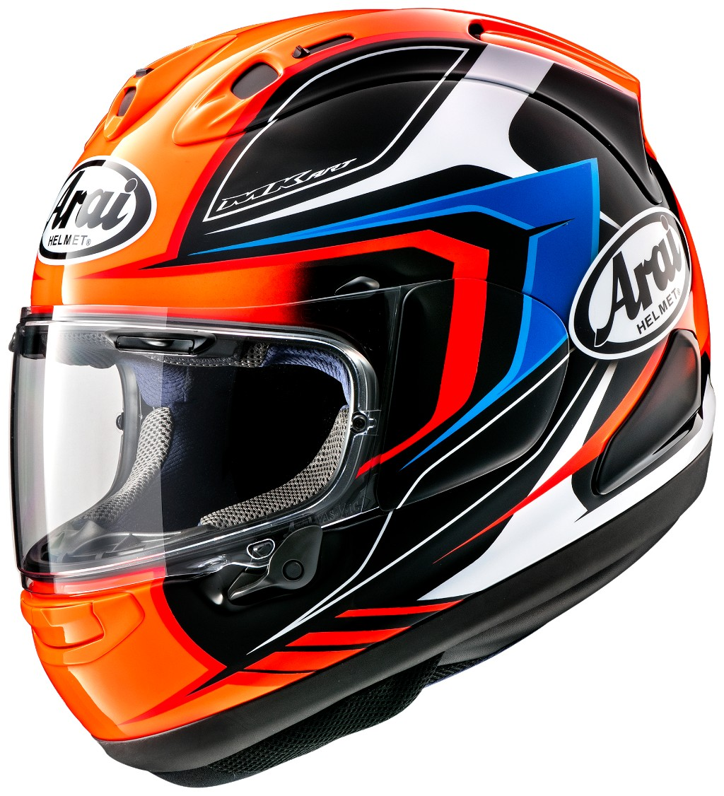 RX - 7 X MAZE [Earl X Sevenx Maize Red ] Helmet